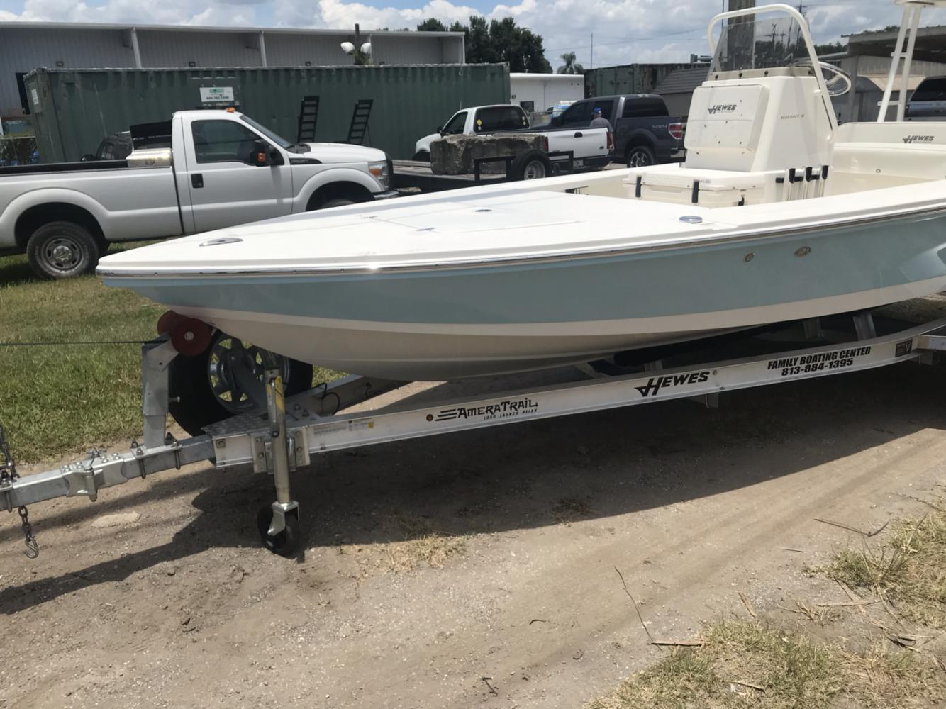 2019 Hewes Redfisher 18 for sale in Tampa, FL  Family Boating