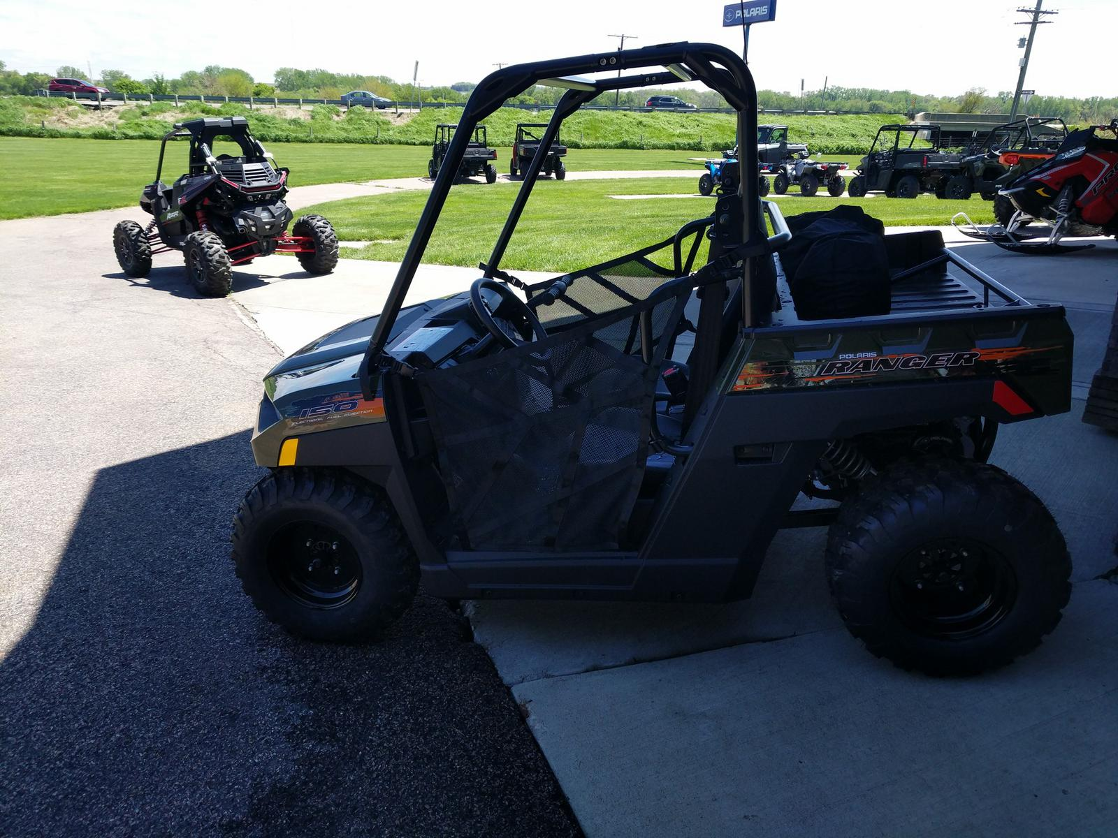 Side x Side Side x Side from Polaris Industries TAGGART'S