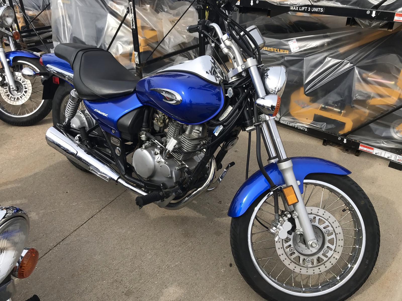 2006 Kawasaki Eliminator 125 For Sale In Hartford Il Midwest Motor