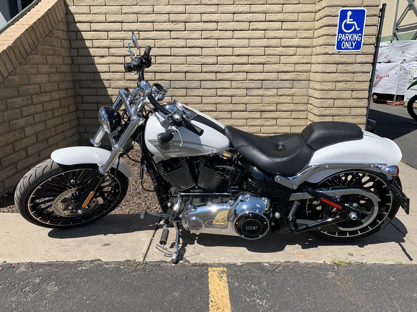 Harley Breakout For Sale >> 2017 Harley Davidson Softail Breakout