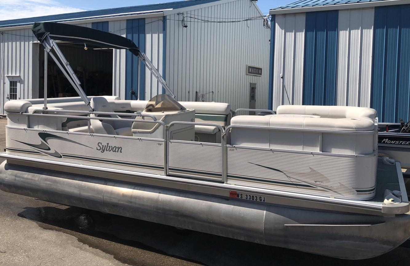 Inventory from Sylvan Keith's Marina West Bend, WI (262) 334