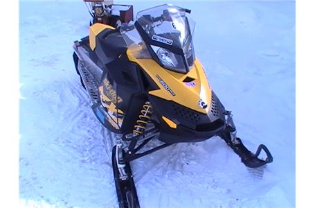 2011 Ski-Doo MX-Z 600ACE