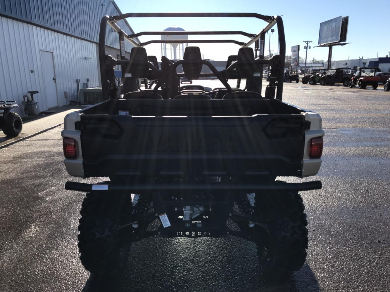 2019 Yamaha Viking VI EPS Highlifter Ranch Edition