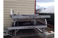 2012 Polaris Industries POLARIS ALCOM SLED DECK. SIDES EXTEND OUT