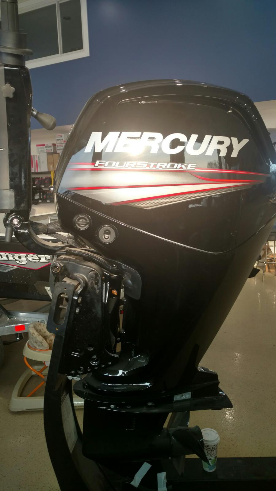 2017 Mercury FourStroke 75 HP - 20 in  Shaft for sale in
