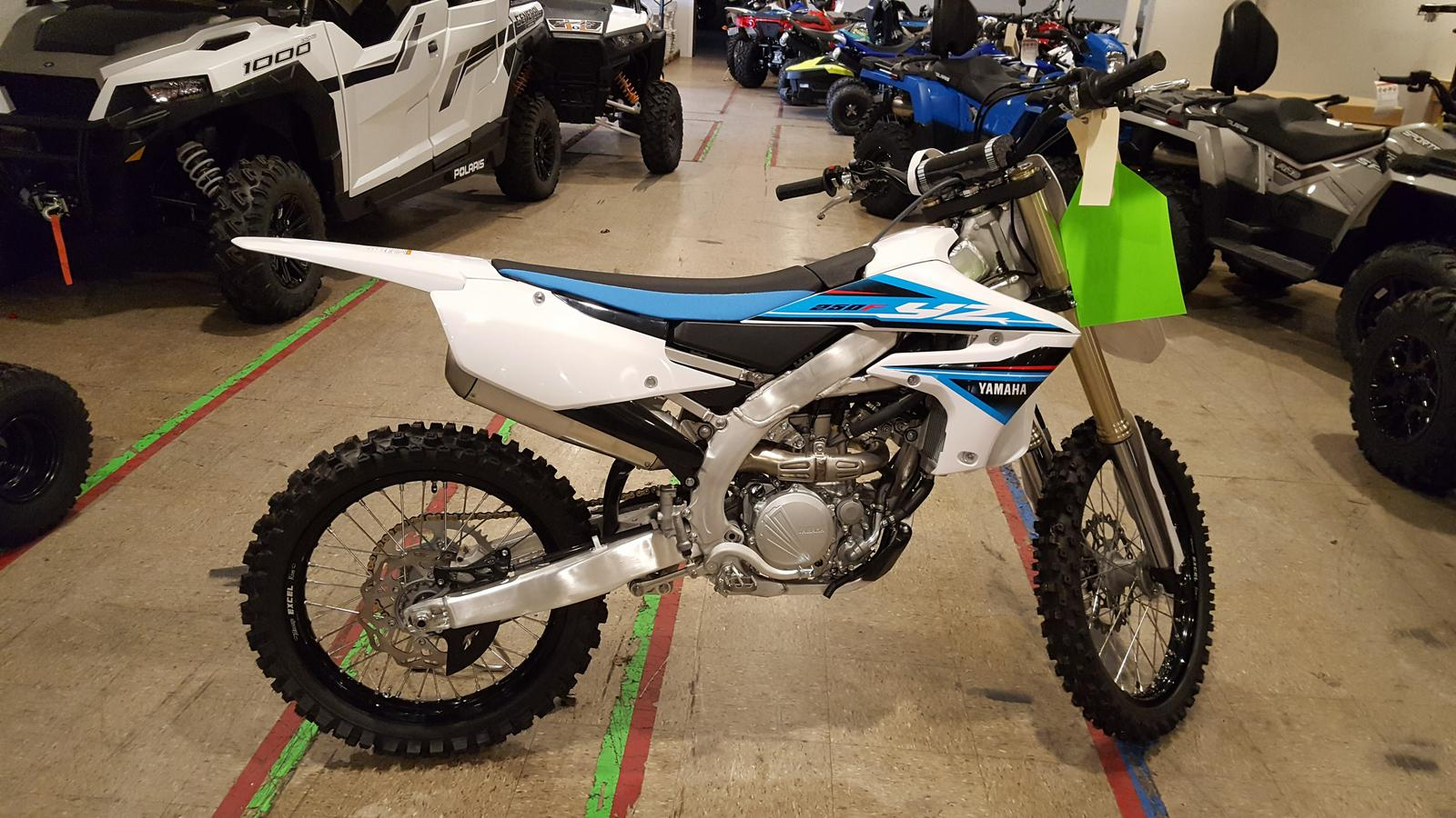 2019 Yamaha YZ250F