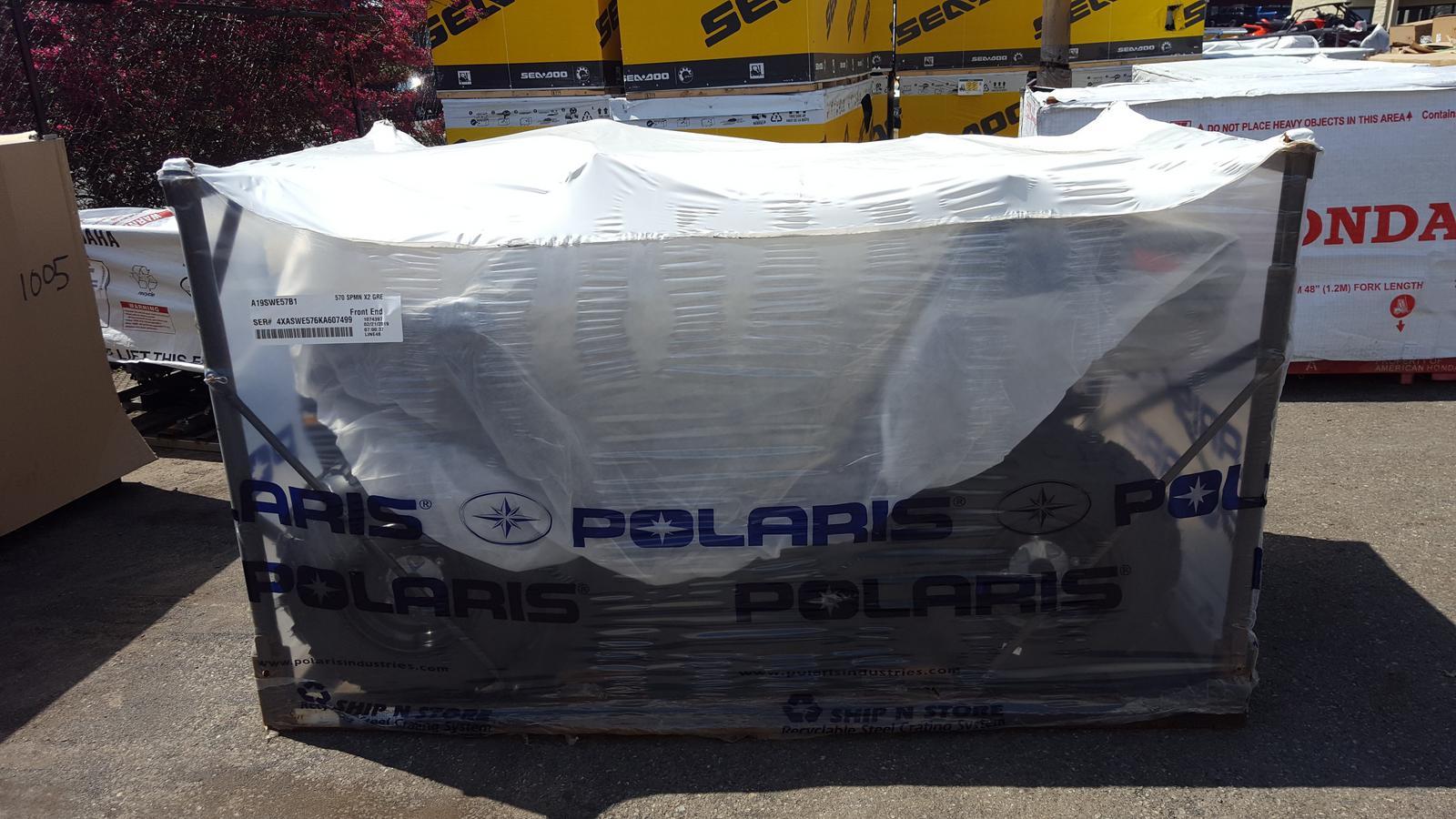 Polaris Crate Engine