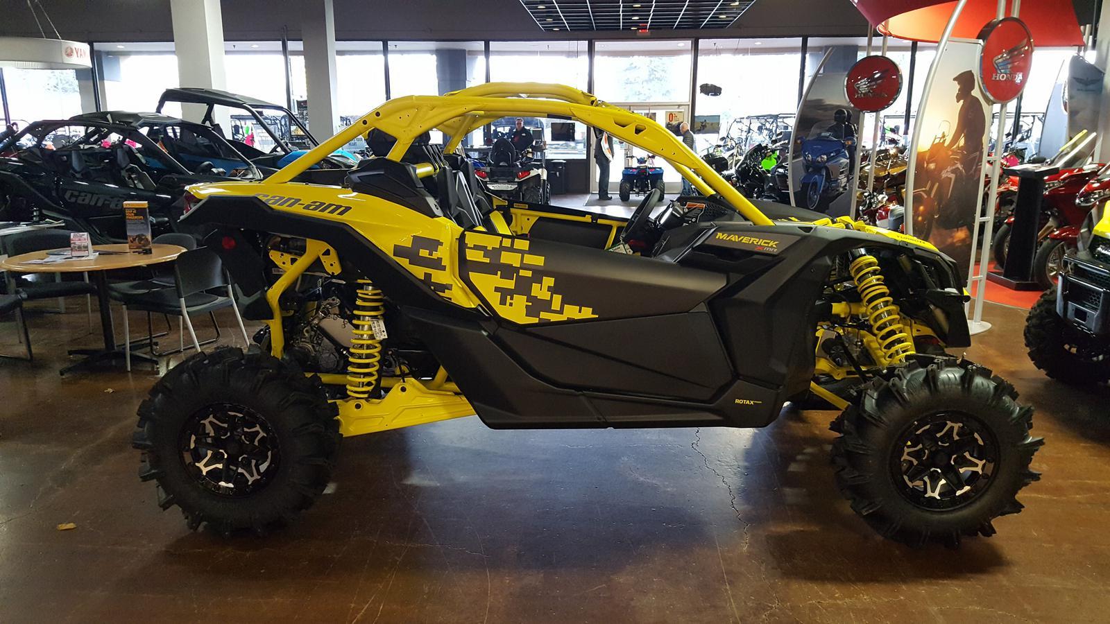 2019 Can-Am Maverick X3 X mr Turbo R