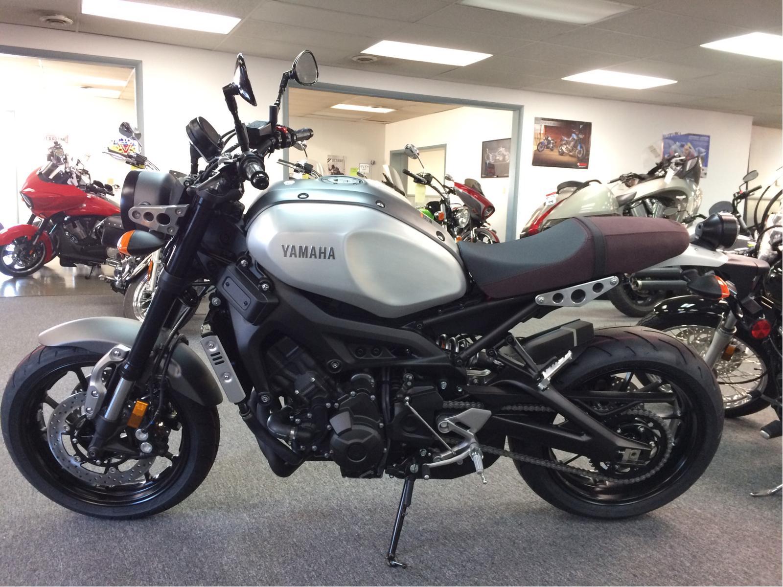 2016 Yamaha XSR 900 For Sale In Urbana IL Sportland Motorsports