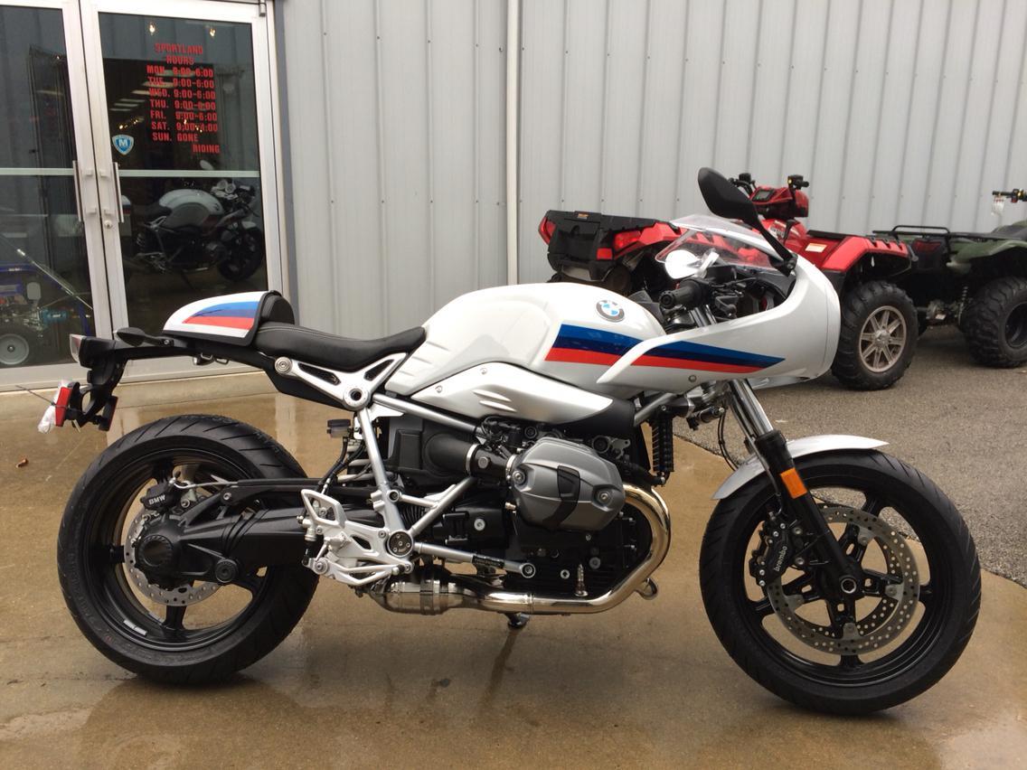 2017 BMW R9T Cafe Racer For Sale In Urbana IL Sportland