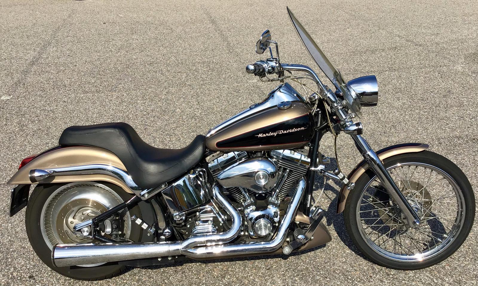 Harley Davidson Deuce >> 2004 Harley Davidson Softail Deuce