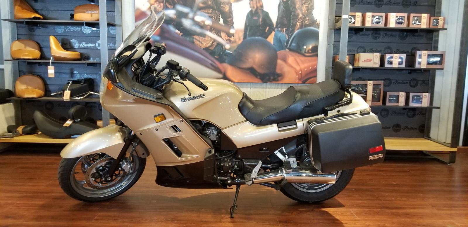 Inventory from Kawasaki and Wolf Indian Motorcycle Des