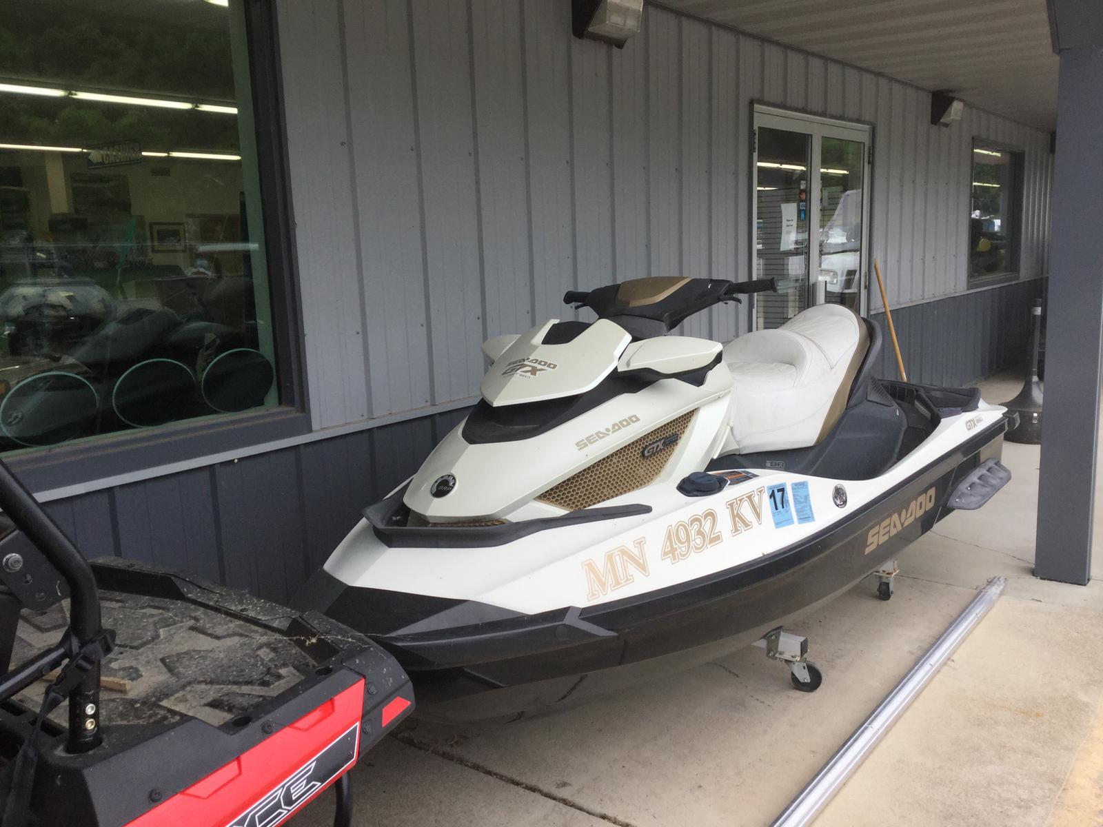 Seadoo Jet Boat Cavitation