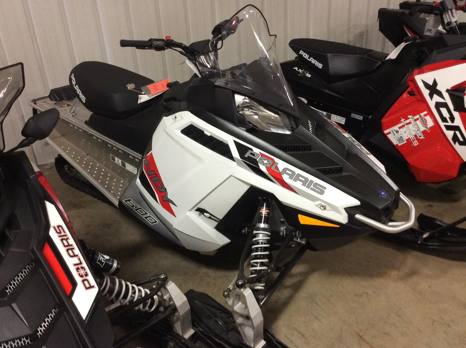 2018 Polaris Industries INDY 600 For Sale In Marshall MN Action