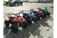 2012 Kandi Scorpion 110 Youth ATV