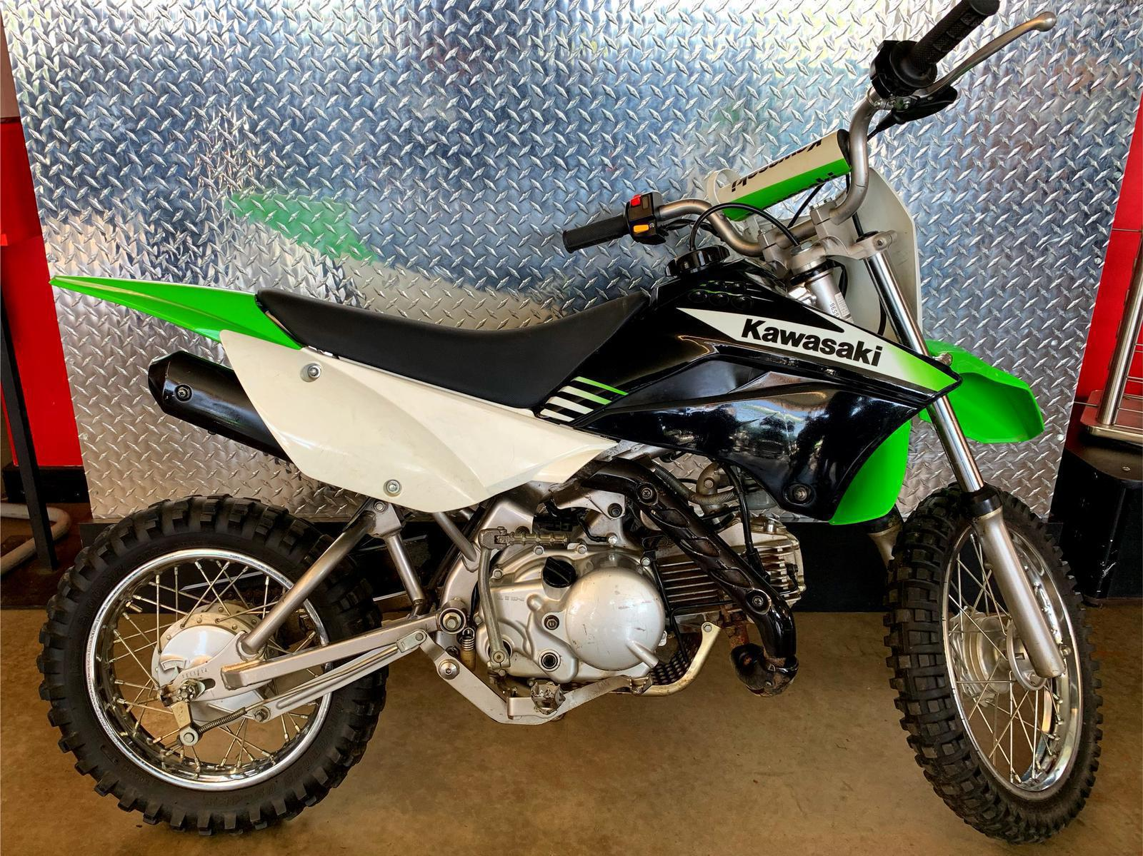 Dirt Bikes from Kawasaki Adventure Powersports Kawasaki