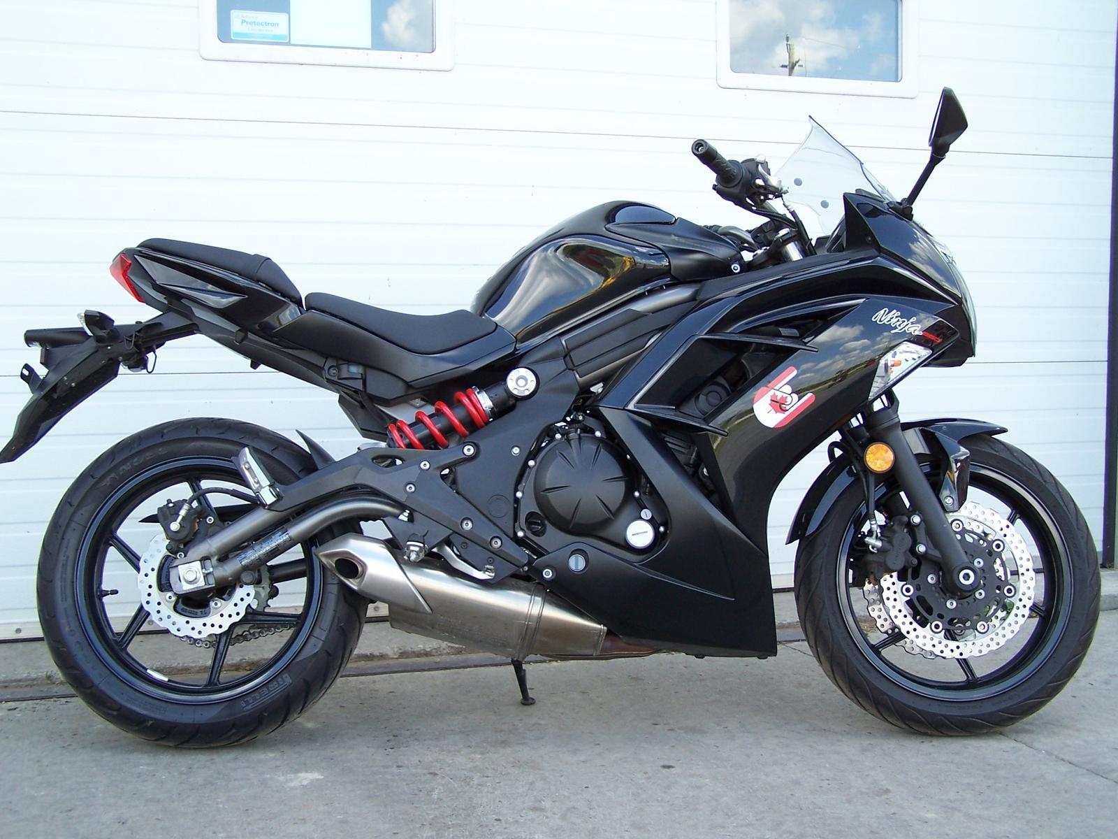 2012 Kawasaki Ninja 650 for sale in Mitchell, ON. Wighty's Repairs ...
