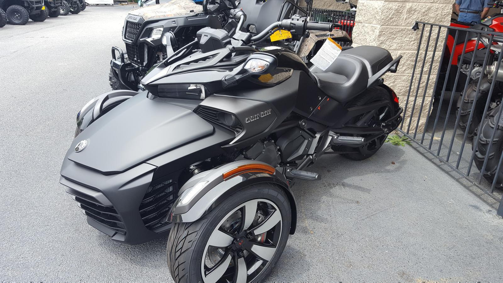 "2017 Can Am CAN AM SPYDER F3 S SE6 ""$2 500 Rebate Available"" for"