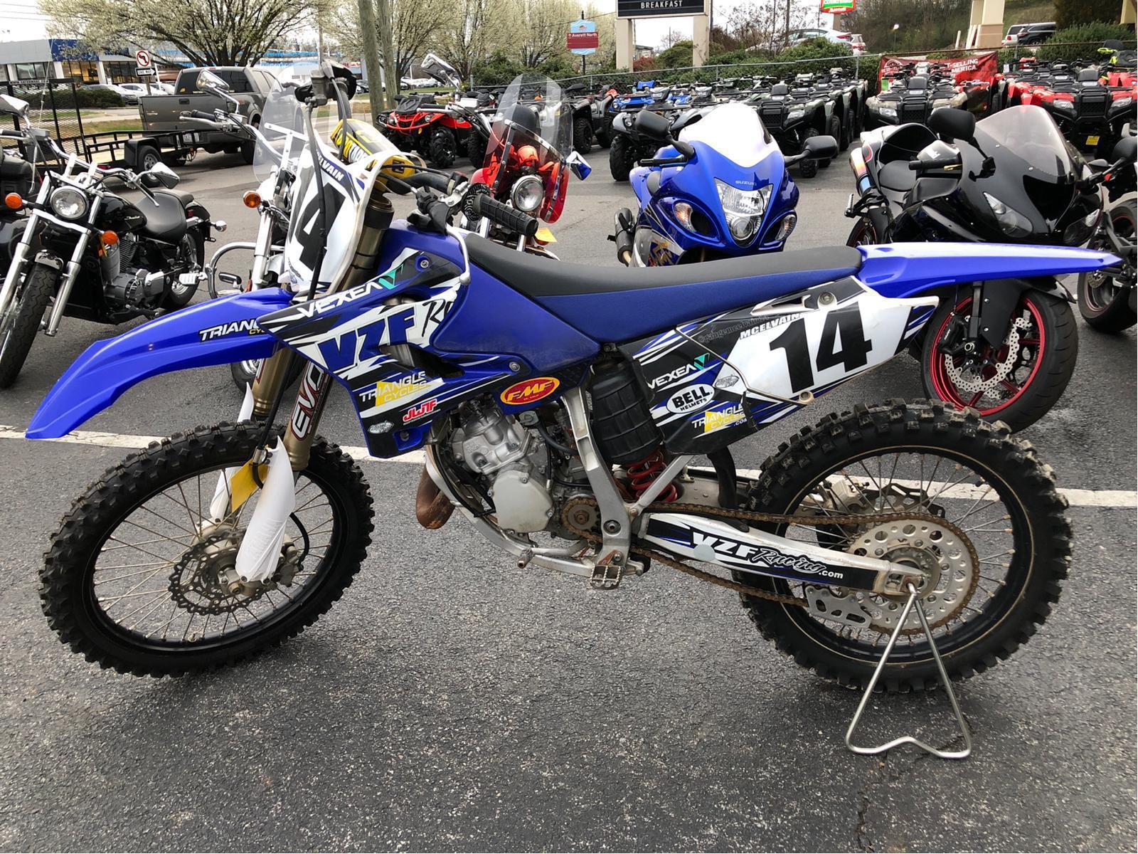 Used Dirt Bikes Triangle Cycles Danville Danville Va 434 799 8000
