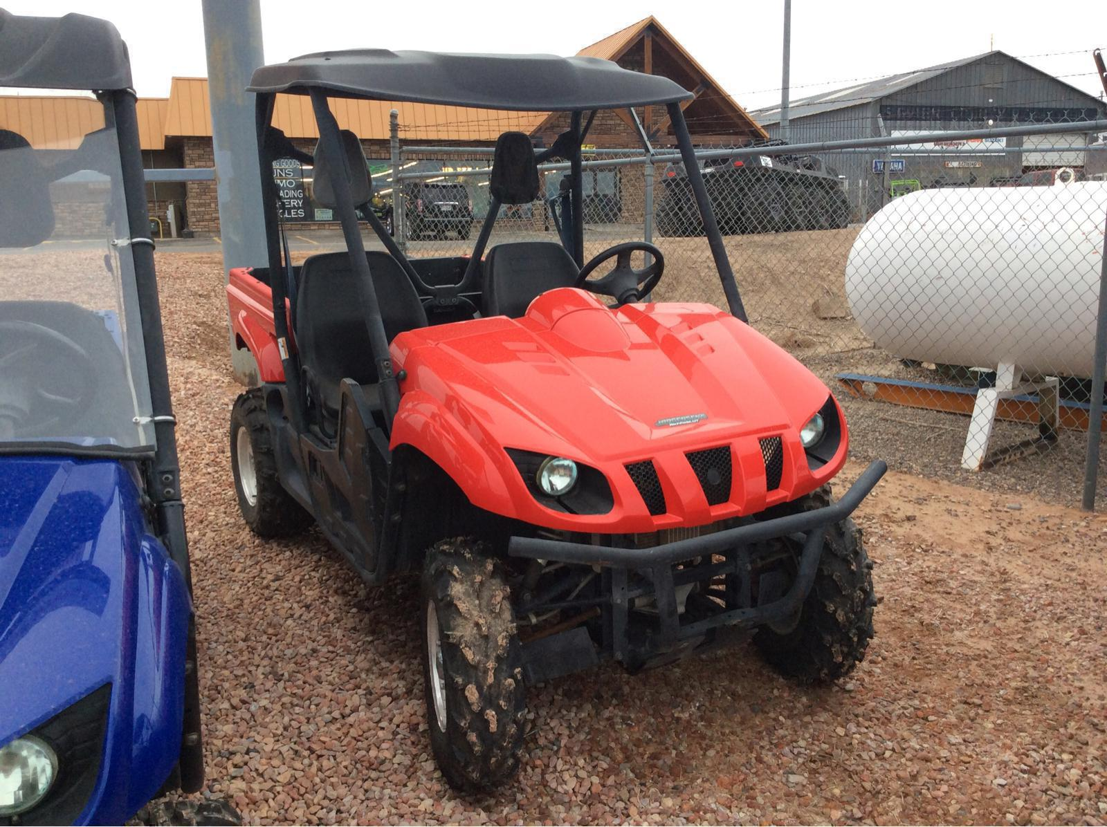 2007 Yamaha Rhino 660 4wd Sport For Sale In Richfield Ut Fuel Filter Previous