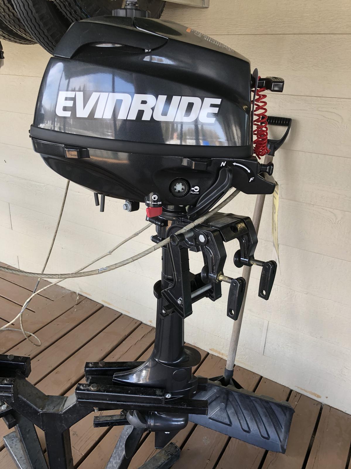 2018 Outboard Motors from Evinrude Nestor Falls Marine