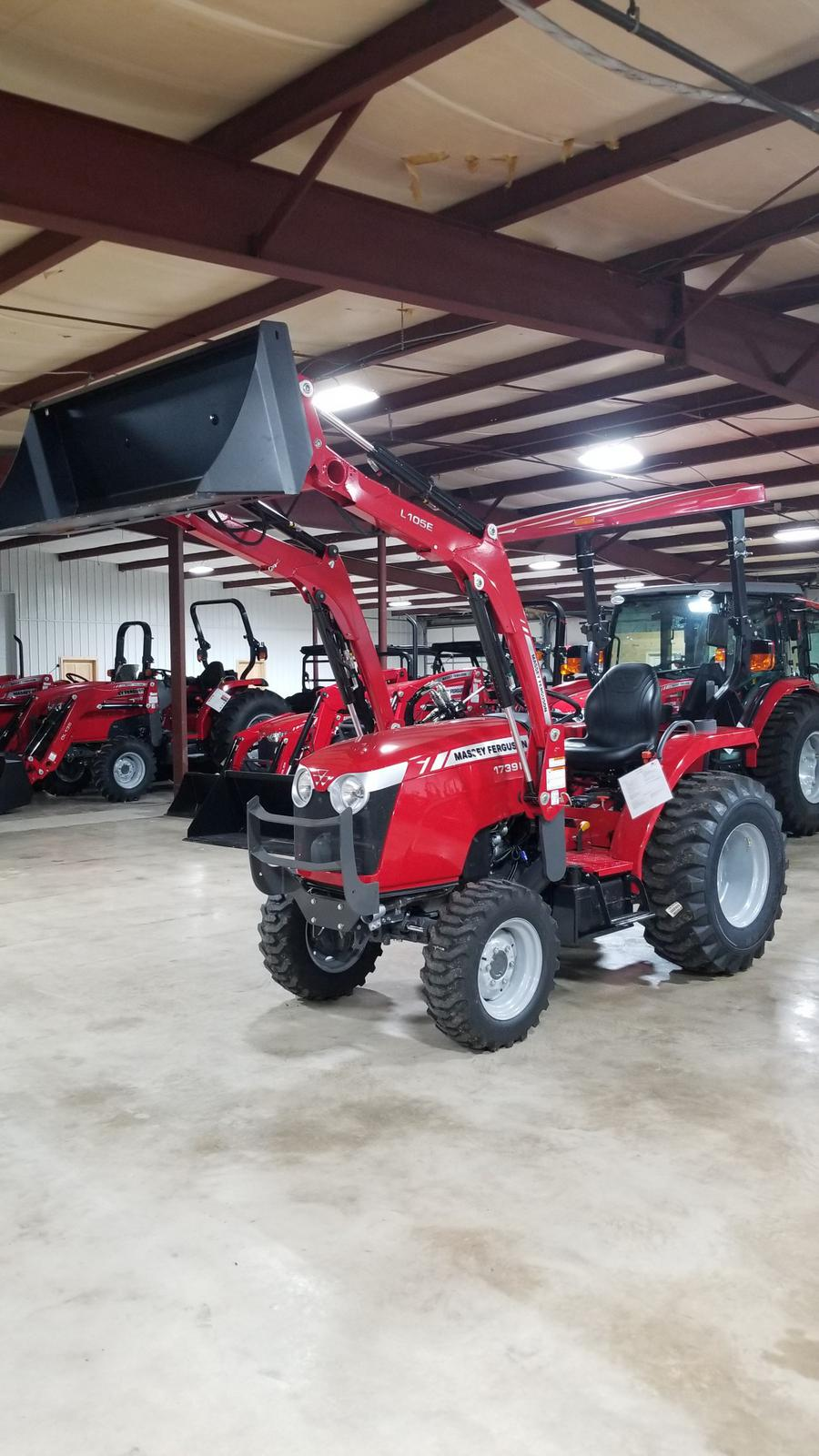 2019 Massey Ferguson MF1739EHL for sale in Crossville, TN