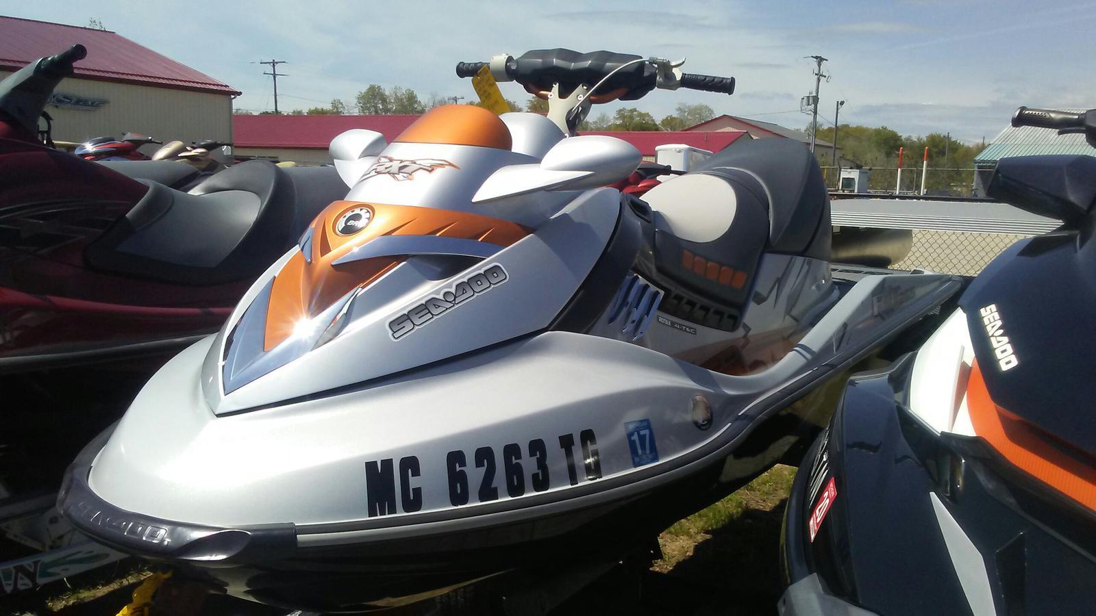 2008 Sea-Doo RXT X 255