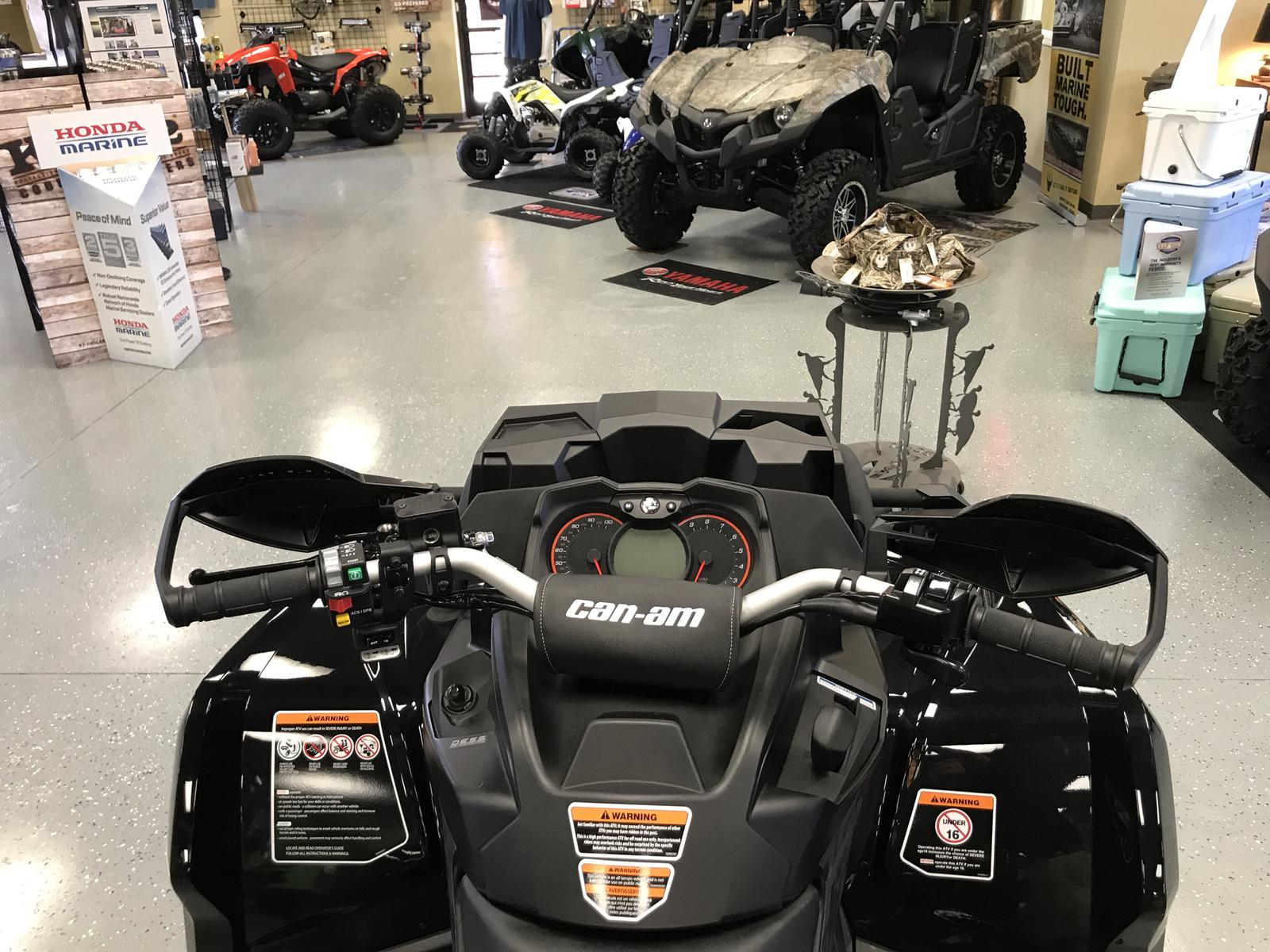 2017 Can Am Outlander™ X mr 1000R Triple Black for sale in