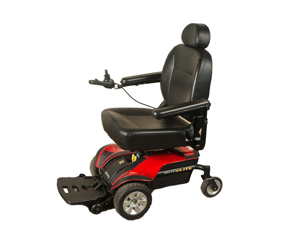 100 Jazzy Select Power Chair Manual – Jazzy Select Wiring Diagram