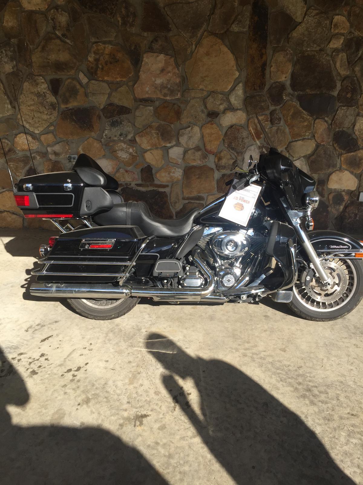 2013 Harley-Davidson® Electra Glide Ultra Classic