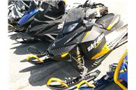 2012 Ski-Doo Summit SP 800 154""
