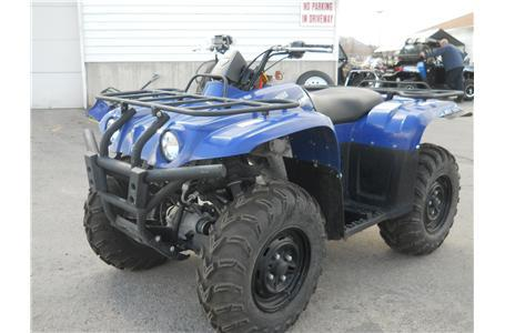 2012 Yamaha BIG BEAR 400