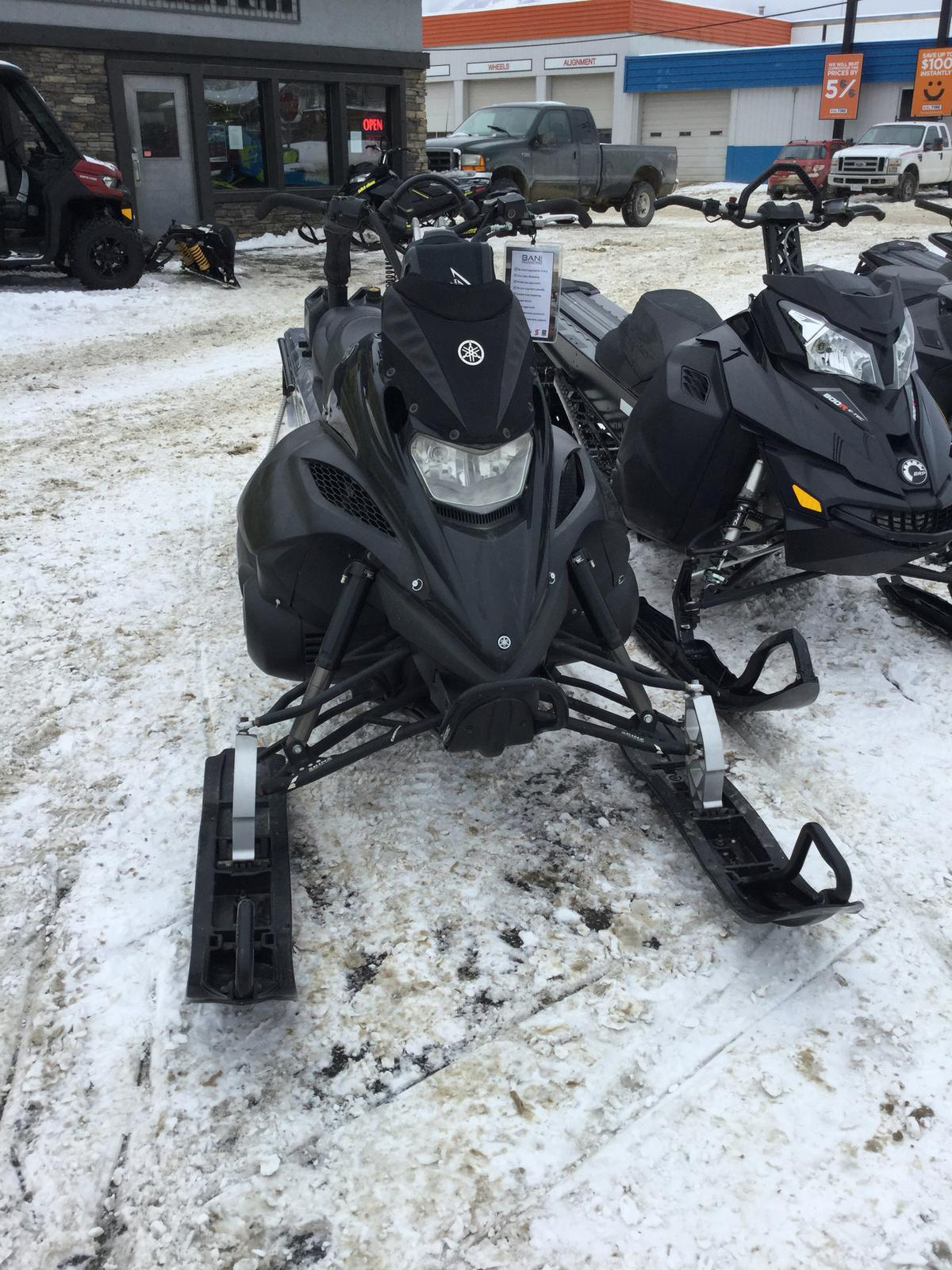 Inventory from Polaris Industries and Yamaha Banner
