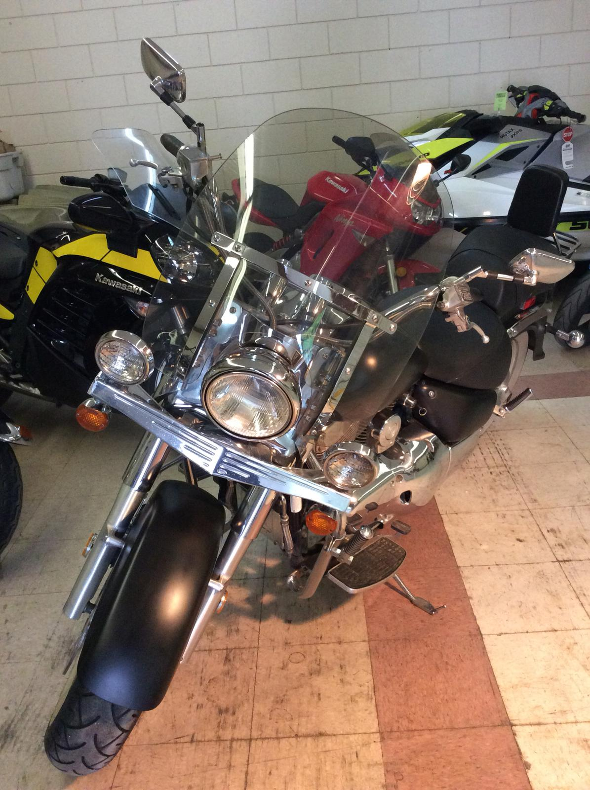 2008 Kawasaki Vulcan® 900 Classic Lt