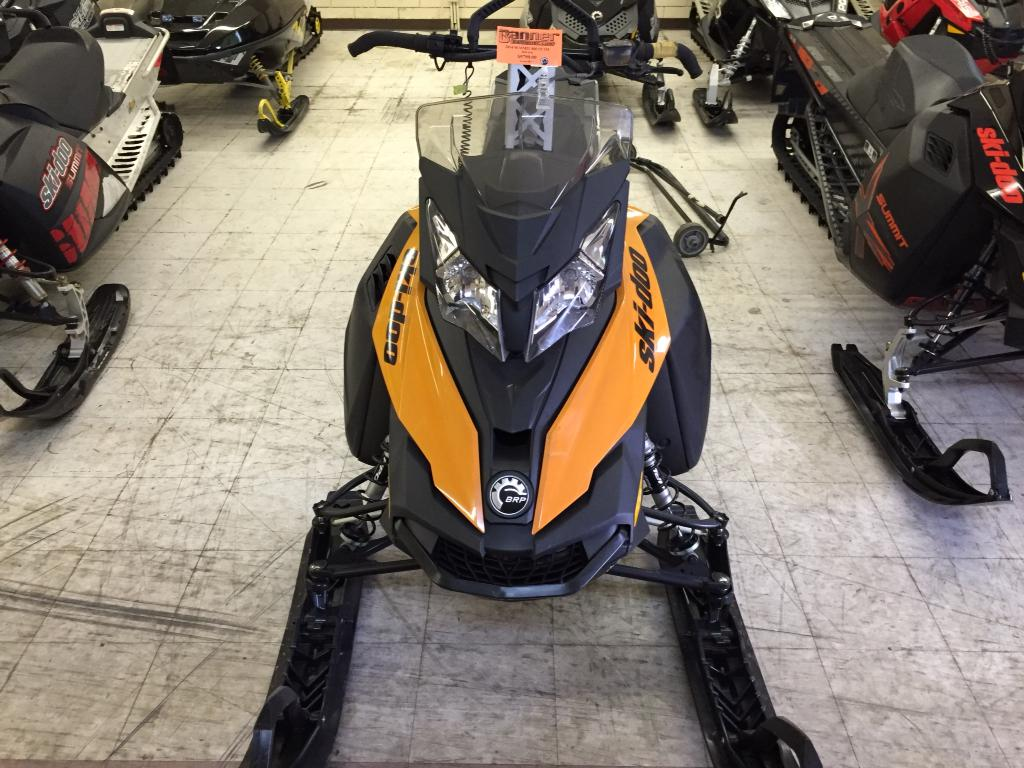 2014 Ski Doo Summit® Sp Rotax® E-tec® 800r 154