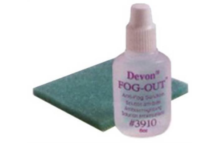 COVIDIEN DEVON® FOG OUT ANTI-FOG SOLUTION