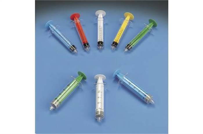 Syringes in Sharps