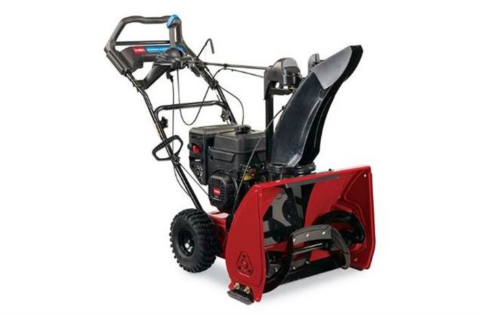 New Toro Residential Snowthrowers - SnowMaster® Models For