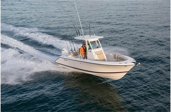 Check out our popular center console Pursuit boats