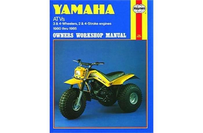 haynes atv manual