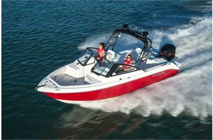 Everglades Dual Console Boats