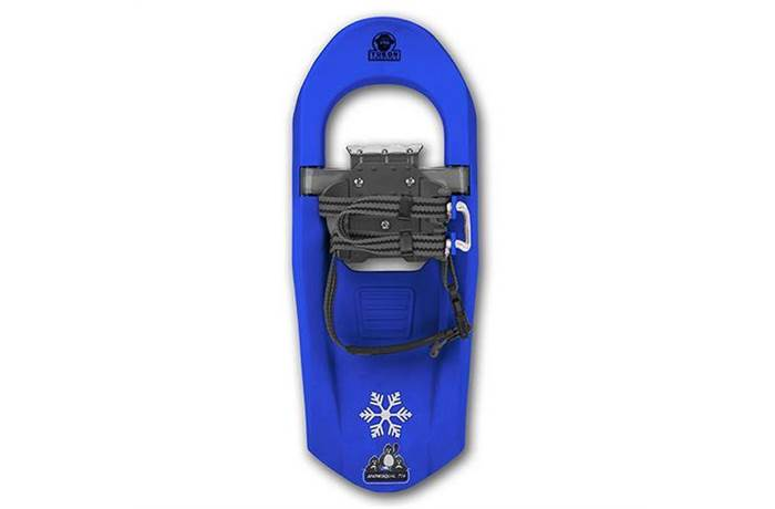 Jr  Series Molded Youth Snowshoes