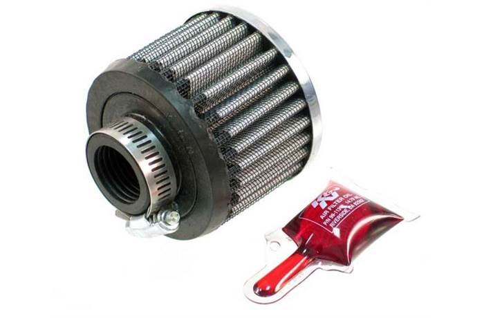 Rubber Base Crankcase Vent Filter