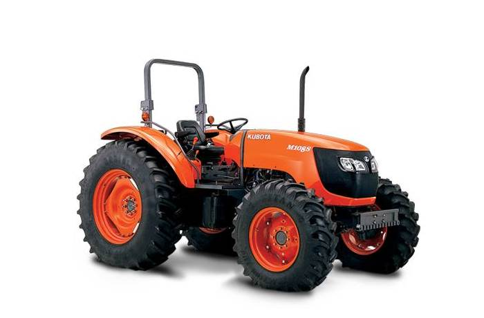 Kubota M Series Special AG Tractors
