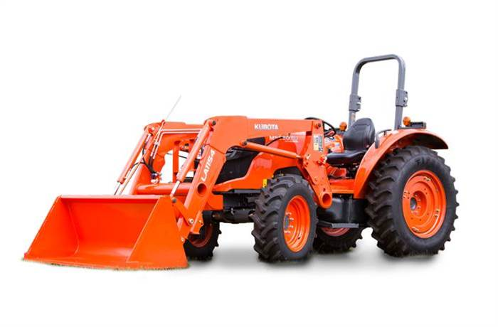Kubota M Series Special Utility Tractors