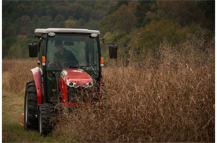 New Massey Ferguson Agricultural Tractors For Sale in Frederick, MD ...