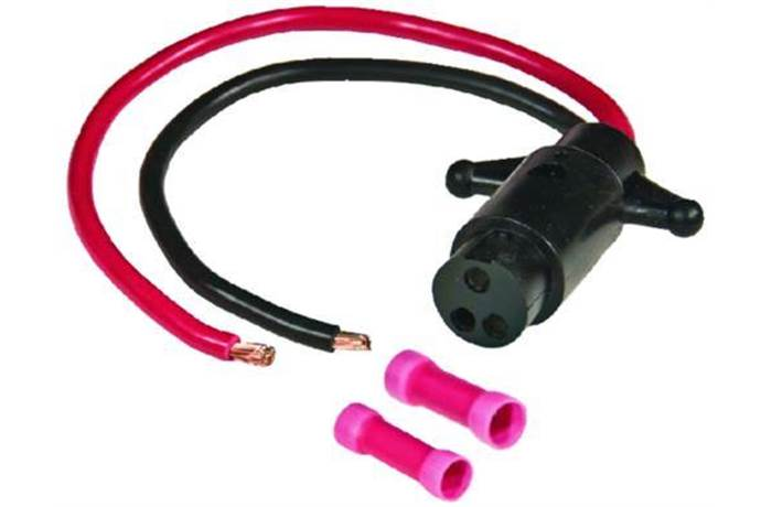 Trolling Motor Plug and Sockets 8 Gauge