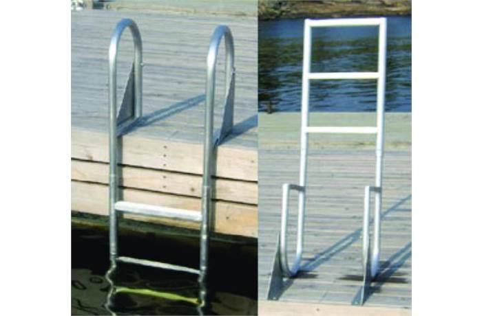 Dock Ladders in Hardware