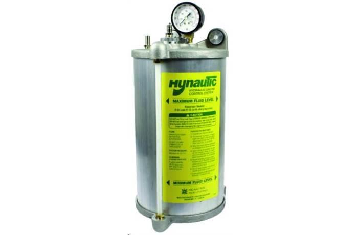 Hydraulic Engine Control Reservoir
