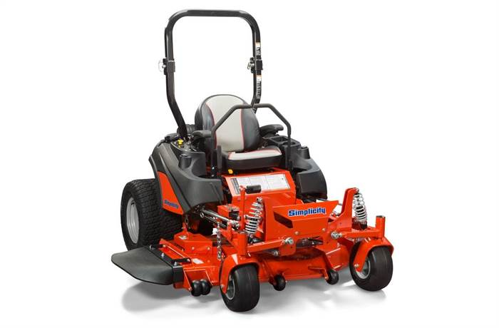 Simplicity Zero Turn Mowers